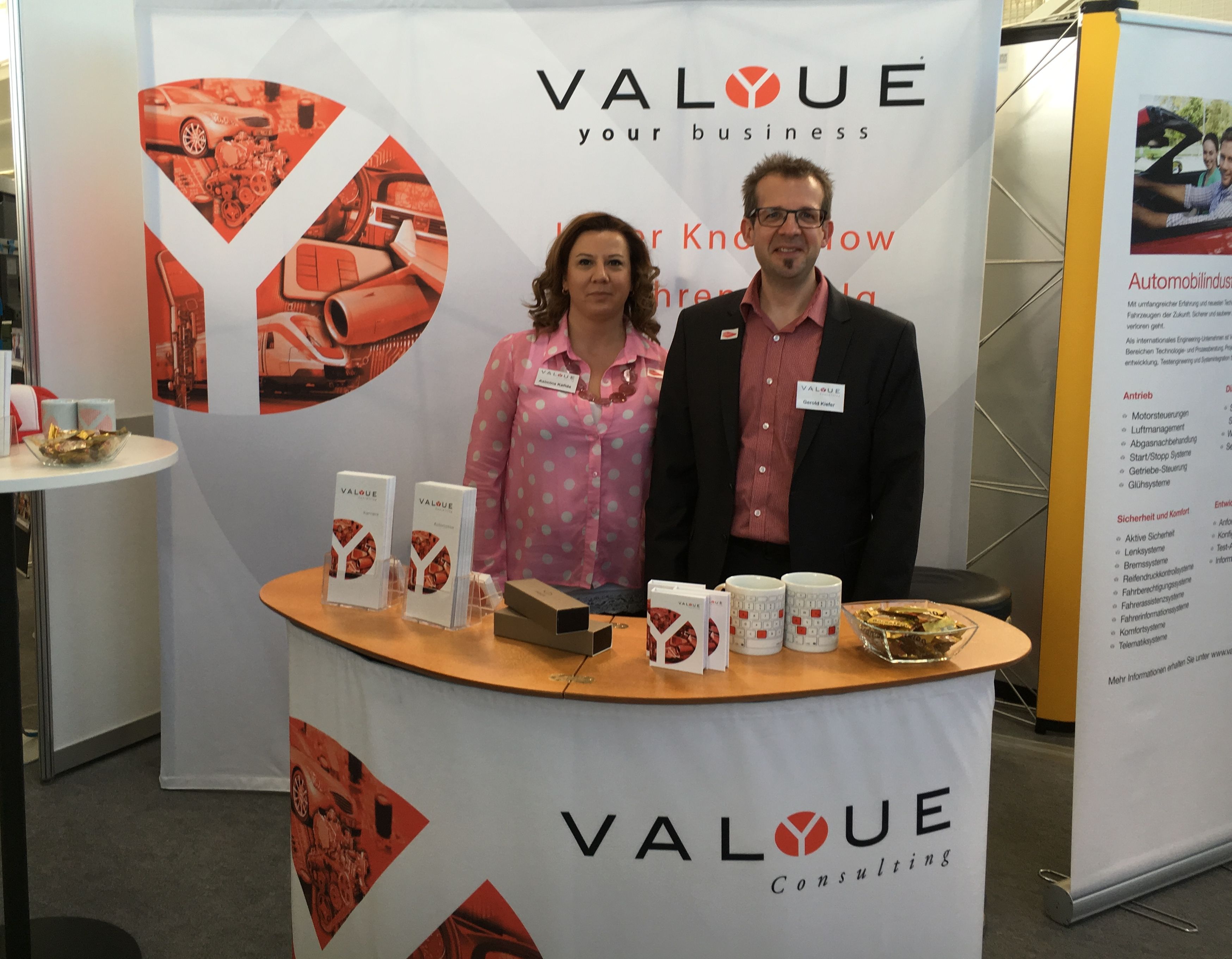 Valyue Messe Karrierestart Friedrichshafen