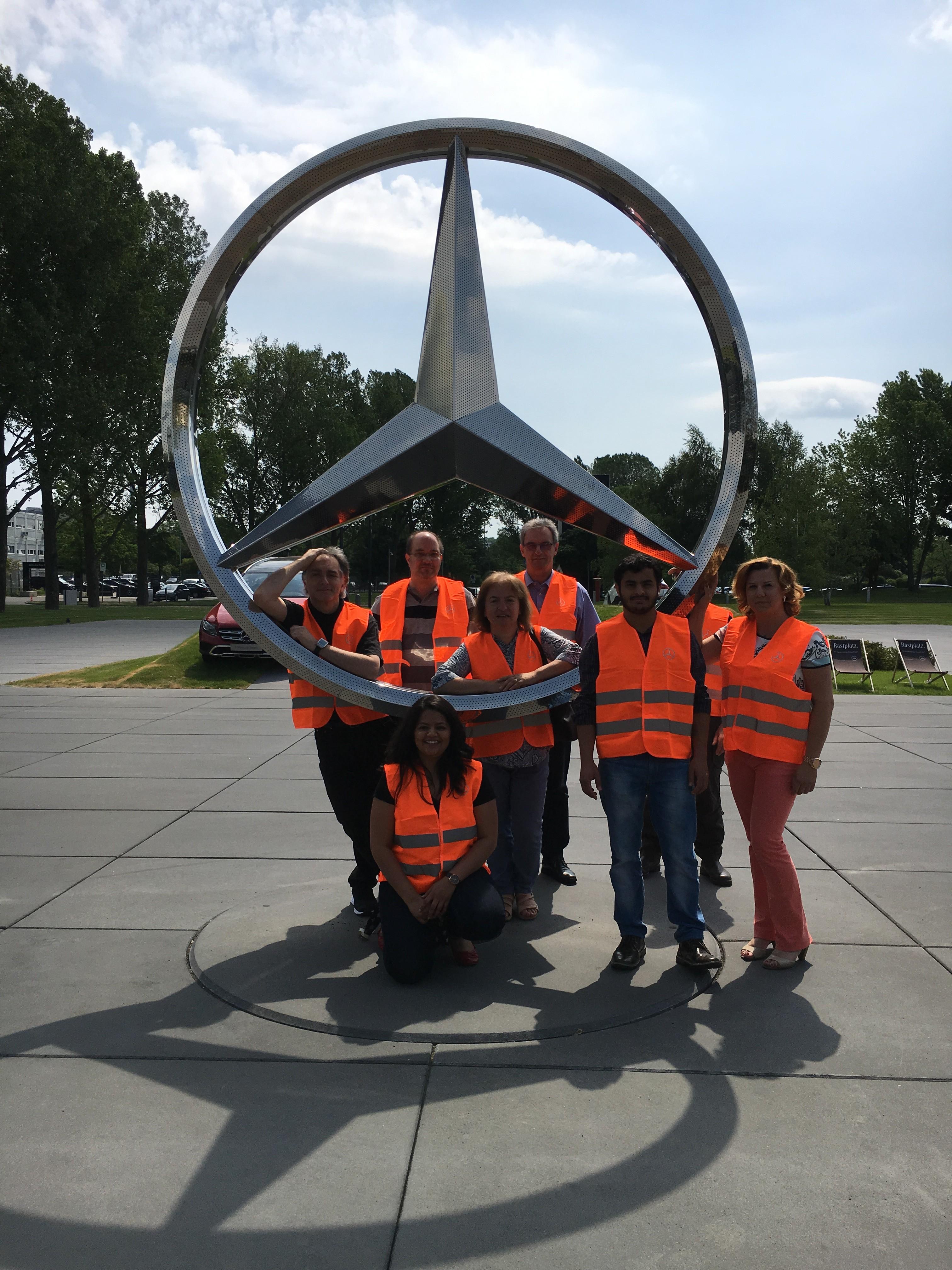 Daimler-Werksbesichtigung
